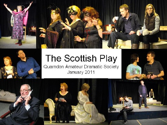 scottish play montage